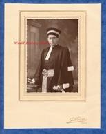 Photo Ancienne - CORTé ( Corse ) - Portrait D'un Homme De Loi à Identifier - Juge ? - Photographe J. Filippi - Mestieri
