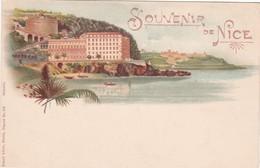 F06-026 SOUVENIR DE NICE - Künzli Frères, Zürich, Déposé Nr 228 Importé - Cannes