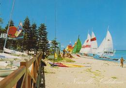 [DV.14] (NOUMÉA). Le Coin De La Voile / Sailing Corner, Chateau Royal. Playa. Plage, Beach, No Viajada, No Escrita. - Nueva Caledonia