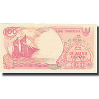 Billet, Indonésie, 100 Rupiah, 1992, 1992, KM:127d, NEUF - Indonesia