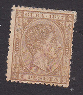 Cuba, Scott #75, Used, King Alfonso XII, Issued 1877 - Cuba (1874-1898)