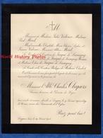 Document Ancien De 1905 - LORGUES ( Var ) - Abbé Charles CLAPIERS Chanoine Honoraire Du Diocèse De FREJUS - Documents Historiques
