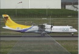 BQB Lineas Aereas ATR-72 F-WWEF - 1946-....: Moderne