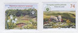 SERBIA 2016 European Nature Protection, Scott #(s) 743-744 MNH - Serbia