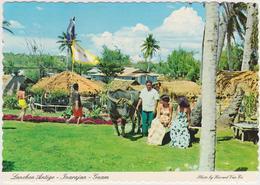[VD.16] LANCHON ANTIGO - INARAJAN, Guam. No Circulada, No Escrita. / Non Voyagée, Non écrite - Guam