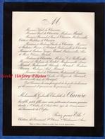 Document De 1908 - Château De BEAUMONT / Saint Etienne Sur Chalaronne ( Ain ) - Gabrielle Elisabeth De CLAVIERE - Documents Historiques