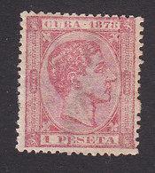 Cuba, Scott #81, Used, King Alfonso XII, Issued 1878 - Cuba (1874-1898)