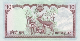 NEPAL P. 61a 10 R 2010 UNC - Nepal