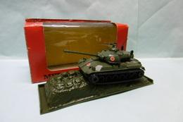 Panzer Plasty - CHAR TANK TYPE 61 Japan Japon En Métal Réf. 8354 BO 1/85 - Tanks