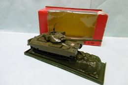 Panzer Plasty - CHAR TANK Anglais Angleterre En Métal BO 1/85 - Tanks