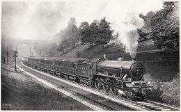 LNER 2803 Train Original Photo - Trains