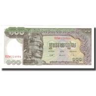 Billet, Cambodge, 100 Riels, 1979, 1979, KM:8c, SPL+ - Cambodia