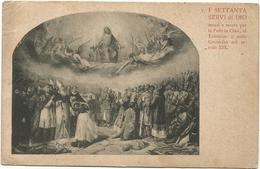 X3448 I Settanta Servi Di Dio Messi A Morte In Cina - Istituto Missioni Estere Milano - Illustrazione Illustratione - Missioni