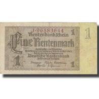 Billet, Allemagne, 1 Rentenmark, 1937, 1937-01-30, KM:173b, TTB - [13] Bundeskassenschein