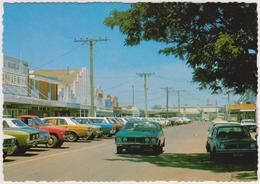 [27] BILOELA, Queensland. Callidfe Street. Cars / Coches / Voitures. No Escrita. / Not Write / Non écrite. - Australia