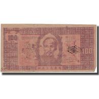Billet, Viet Nam, 100 D<ox>ng, 1948, 1948, KM:28a, TB+ - Vietnam