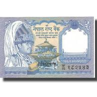 Billet, Népal, 1 Rupee, KM:22, NEUF - Nepal
