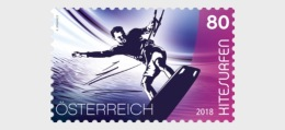 H01 Austria 2018 Sport Water MNH Postfrisch - 1945-.... 2de Republiek