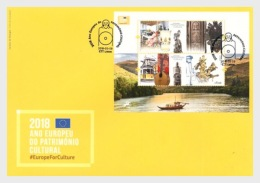 H01 Portugal 2018 Year Of Cultural Heritage MNH Postfrisch - Nuovi