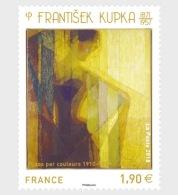 H01 France 2018 Frantisek Kupka MNH Postfrisch - Frankreich