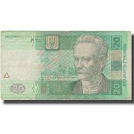 Billet, Ukraine, 20 Hryven, 2005, 2005, KM:120b, TB+ - Ukraine