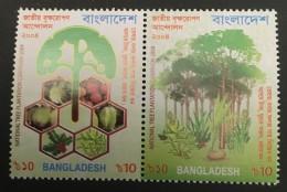 Bangladesh   - MNH** - 2004 - # 687ab - Bangladesh