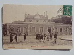 78 VERSAILLES Gare Des Chantiers - Carte En Bel état DEN572 - Versailles