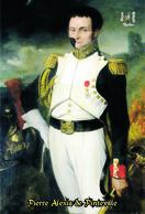 Carte Postale, Militaria, Napoleon, Uniformes De La Grande Armée, Dragons De La Garde Impériale, Pierre Alexis De Pintev - Uniformen