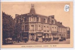 DINARD- HOTEL MODERNE & TERMINUS - Dinard
