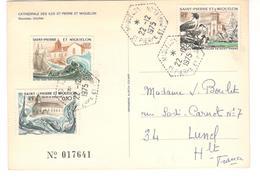 5131 - Pour La France - St.Pierre Et Miquelon