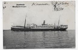 (RECTO / VERSO) SOUIRAH EN 1926 - CPA VOYAGEE - 75 - Voiliers