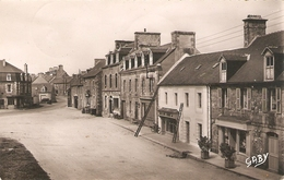 """Carte """"Gaby"""" De Bretagne, Bourbriac (22), Bas De La Plage Traou Al Leurger, éd. Artaud 8, Format Cpa écrite En 1959 - Andere Gemeenten"""