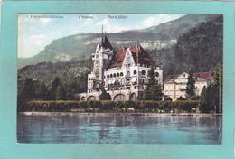 Old Postcard Of Park Hotel,Vitznau, Lucerne, Switzerland ,N16. - LU Lucerne
