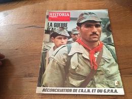 158/ HISTORIA MAGAZINE LA GUERRE D ALGERIE N° 355 Reconciliation De L A L N  Et Du  G P R A - History