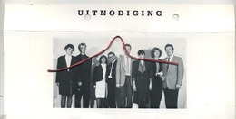 AALST : Toneelkring DE SCHAKEL  1989    Zie Detail   (formaat 21 X 11 Cm) - Unclassified
