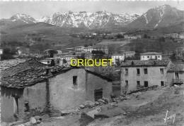 Corse, Calacuccia, Une Vue Du Village - Autres Communes
