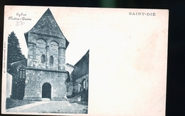 SAINT DIE          TIRAGE 1898 - Saint Die