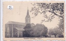 CHAMPLON-ARDENNES- L EGLISE - Tenneville
