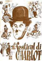 [MD2069] CPM - FESTIVAL DI CHARLOT 1° CENTENARIO DI CHARLES SPENSER CHAPLIN - CON ANNULLO 23.9.1989 - NV - Attori