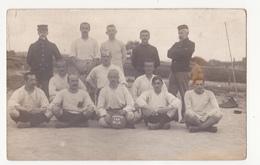 Hameln: Krieggefangenenlager,Erster Weltkrieg.Die Belgier Im Lager. - Weltkrieg 1914-18