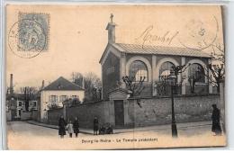 BOURG LA REINE : Le Temple Protestant - Très Bon état - Bourg La Reine
