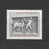 Germania, Repubblica Federale Tedesca 1984  Bimillenario Della Città Di Neuss  Serie Completa Nuova/mnh** - Nuovi