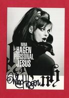 Nina Hagen -   Persönlich Signiert - Autographs