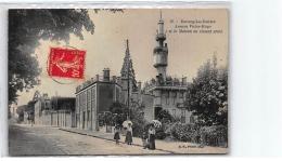 BOURG LA REINE : Avenue Victor-Hugo Et La Maison En Ciment Armé - Très Bon état - Bourg La Reine