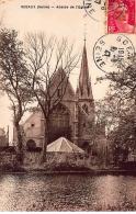 SCEAUX : Abside De L'Eglise - Très Bon état - Sceaux