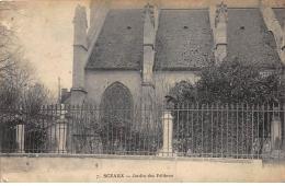 SCEAUX : Jardin Des Félibres - état - Sceaux