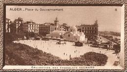 Image N° 5 Chocolat Suchard Collection Coloniale Algérie Alger Place Du Gouvernement - Suchard