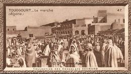 Image N° 47 Chocolat Suchard Collection Coloniale Algérie Touggourt Le Marché - Suchard