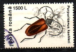 ROUMANIE. N°4318 Oblitéré De 1996. Insecte. - Sonstige