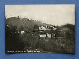 Cartolina Pettinengo - Santuario Di Banchette - 1960 Ca. - Biella